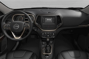 2018 Jeep Cherokee Interior Features