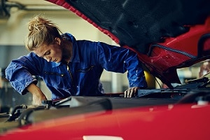 Car Service Technician