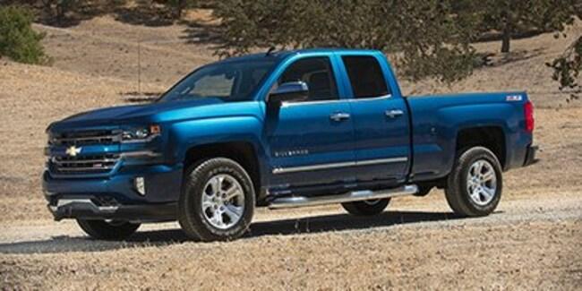 2018 Chevrolet Silverado 1500 Silverado Custom Truck Double Cab