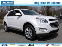 Used Vehicles for sale 2017 Chevrolet Equinox LT SUV 2GNFLFEK0H6126609 near Stroudsburg, PA