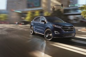 Learning About the 2018 Ford Edge Performance Specs
