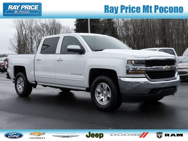 used 2017 chevrolet silverado 1500 for sale at ray price ford   vin