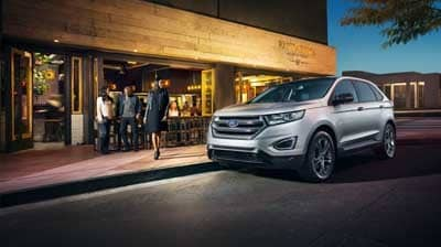 Ford Edge Towing And Trailering Packages