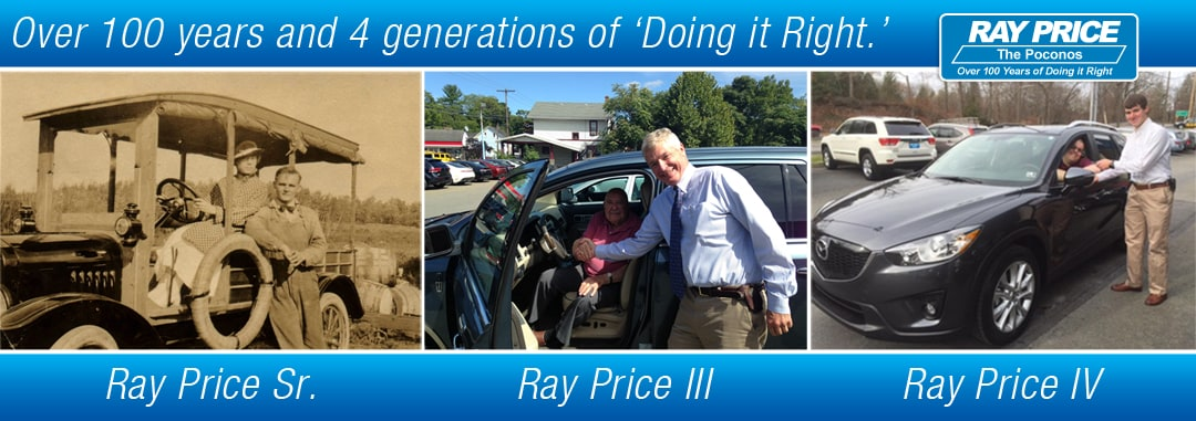 Ray Price Ford >> About Ray Price Ford Mount Pocono Pa Ray Price Ford