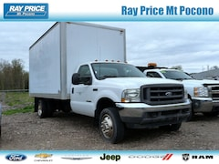 2002 Ford F-550 Chassis Truck Regular Cab