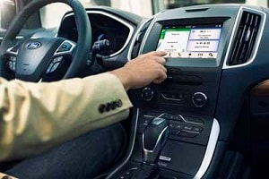 Ford Edge Technology Package