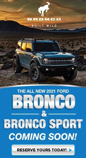 Slide - 2021 Bronco Has Arrived