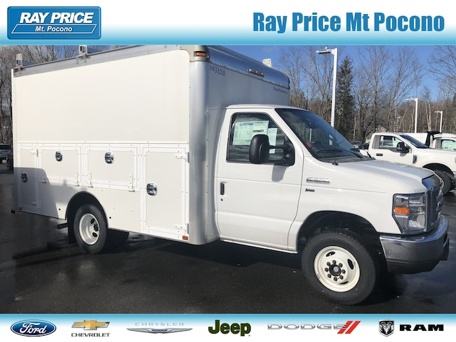 New 2019 Ford E-350 Cutaway Base Truck For Sale/Lease Mount Pocono