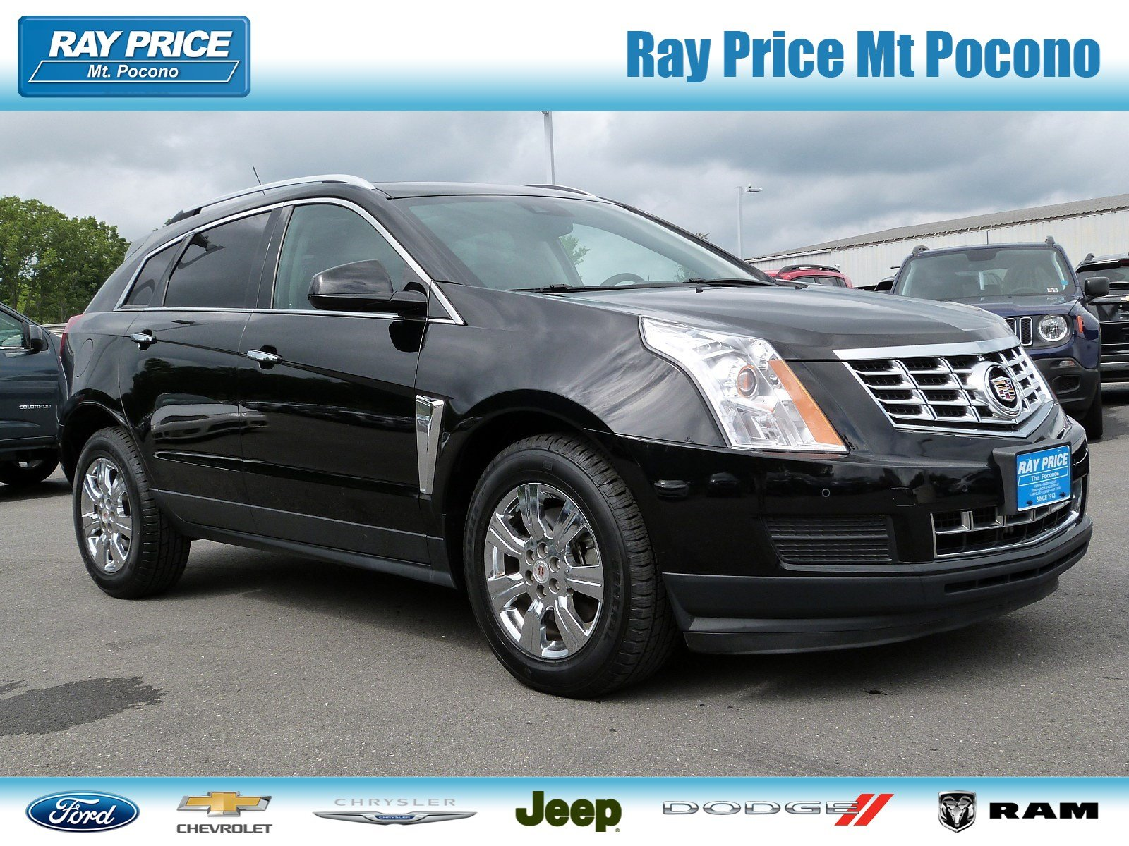 2016 Cadillac Crossover >> Used 2016 Cadillac Srx For Sale At Ray Price Ford Vin