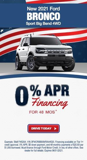 2021 Ford Bronco Sport Big Bend 4WD