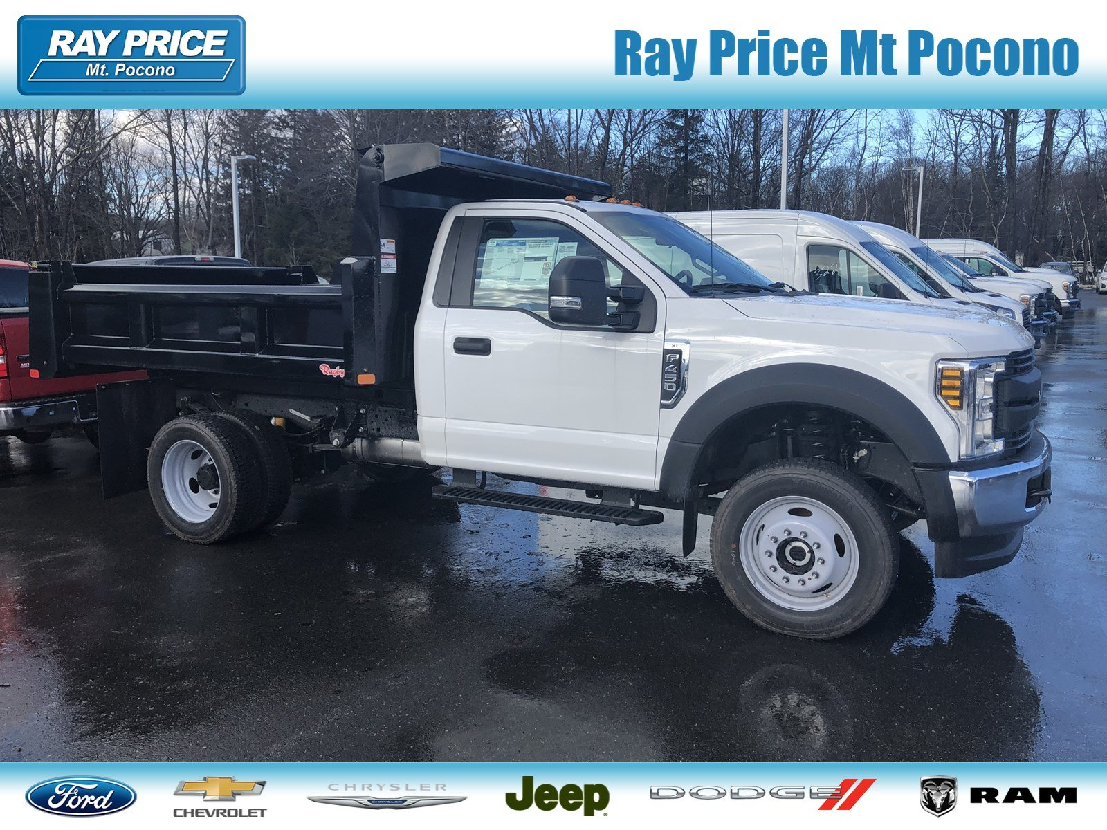 2019 Ford F-450 Chassis For Sale in Mount Pocono PA   Ray ...