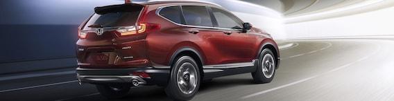 Honda CR-V EX vs EX-L East Stroudsburg | Ray Price Honda