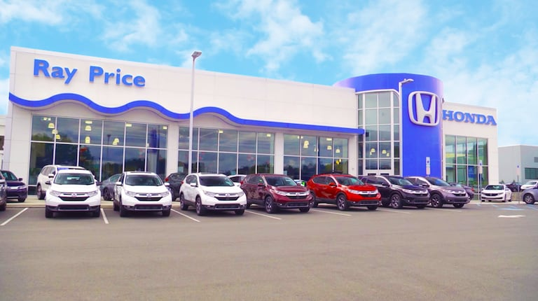 Ray Price Honda >> Honda Dealer In Stroudsburg Pa Ray Price Honda