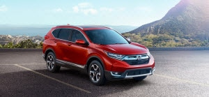Honda CR-V vs Ford Escape