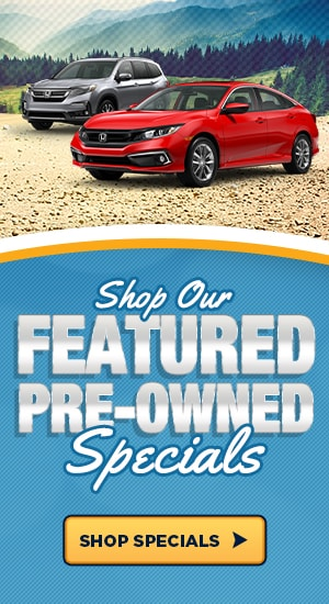 Featured Pre-Owned Specials