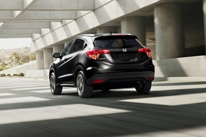 2018 Honda HR-V Miles Per Gallon