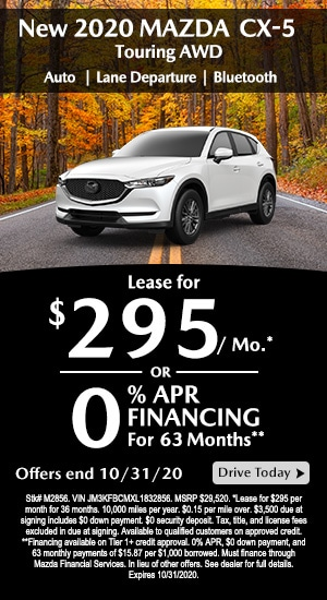 New Special - 2020 Mazda CX-5