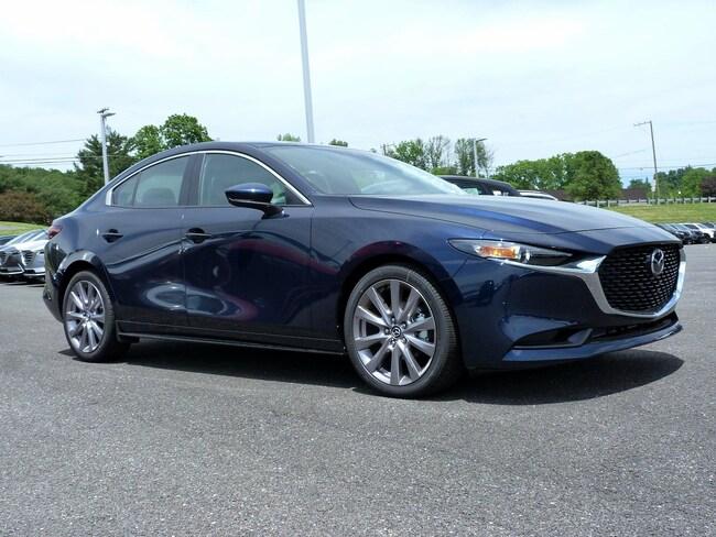 New 2019 Mazda Mazda3 w/Select Pkg Sedan in East Stroudsburg