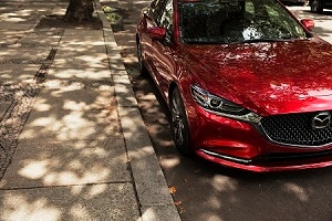 2018 Mazda6 Forward-Thinking Performance Technology