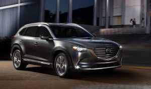 mazda cx-9 vs ford explorer