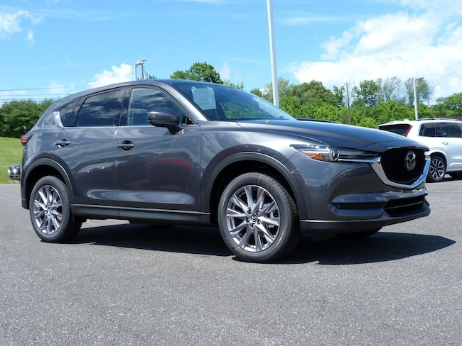 New 2019 Mazda Mazda CX-5 Grand Touring SUV in East Stroudsburg