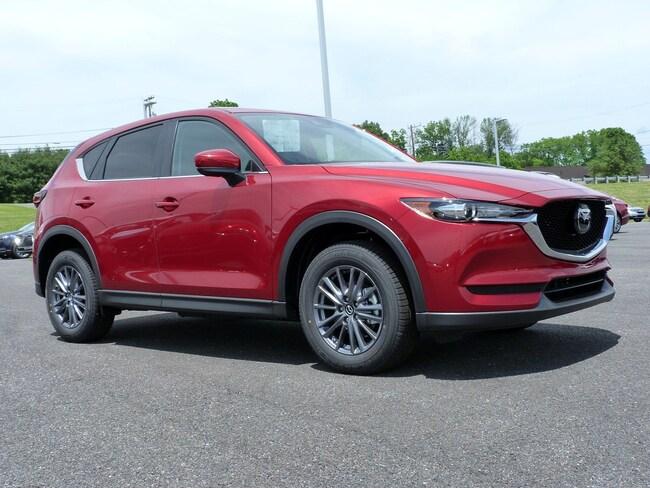 New 2019 Mazda Mazda CX-5 Touring SUV in East Stroudsburg