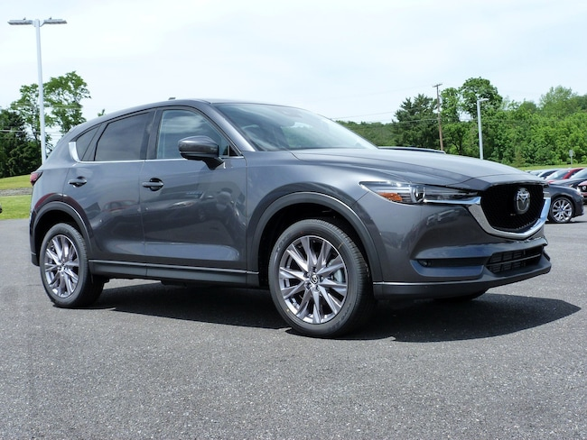New 2019 Mazda Mazda CX-5 Grand Touring Reserve SUV in East Stroudsburg
