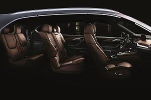 2018 Mazda CX 9: Tow Ready Power