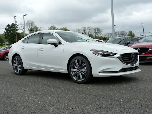 New 2019 Mazda Mazda6 Grand Touring Sedan in East Stroudsburg