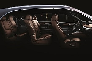 2018 Mazda CX-9 Interior Space