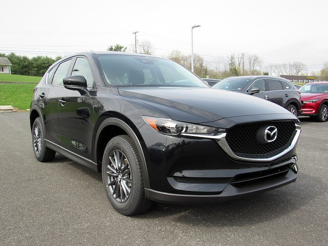 New 2019 Mazda Mazda CX-5 Sport SUV in East Stroudsburg