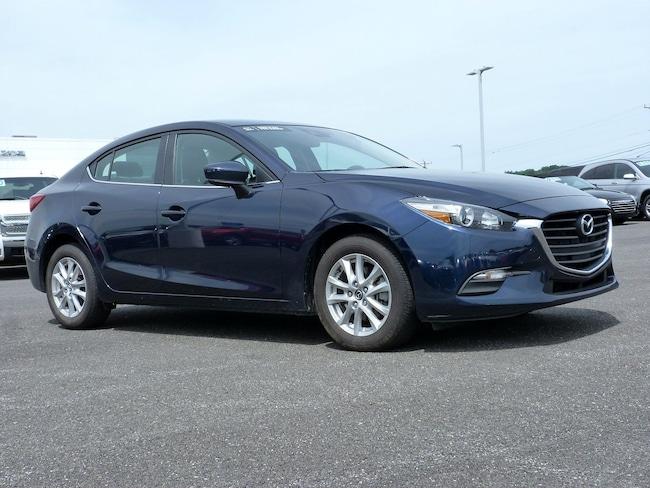 New 2018 Mazda Mazda3 Sport Sedan in East Stroudsburg