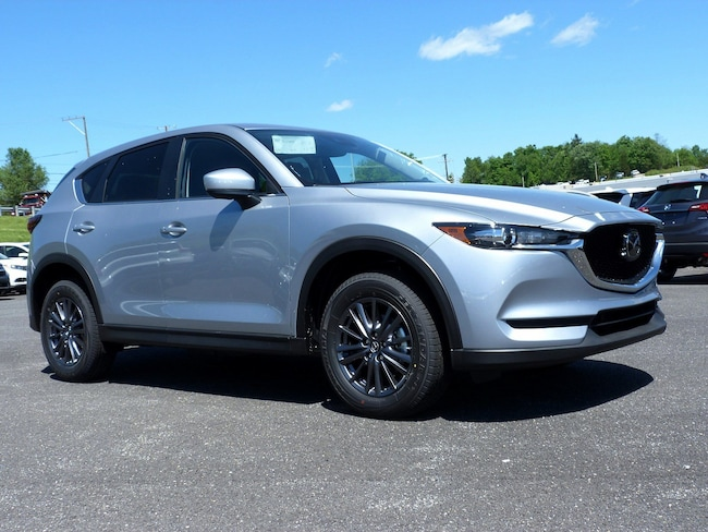 New 2019 Mazda Mazda CX-5 Touring SUV in East Stroudsburg