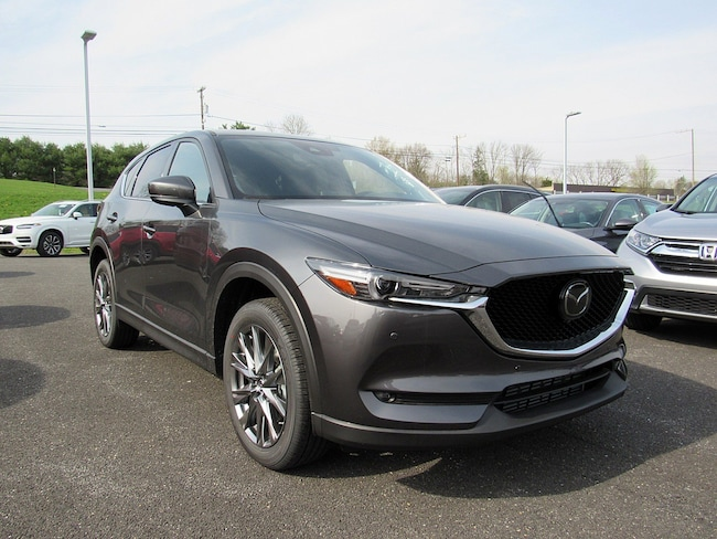 New 2019 Mazda Mazda CX-5 Signature SUV in East Stroudsburg
