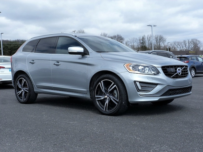 Certified Pre-Owned 2017 Volvo XC60 R-Design SUV For Sale East Stroudsburg, PA