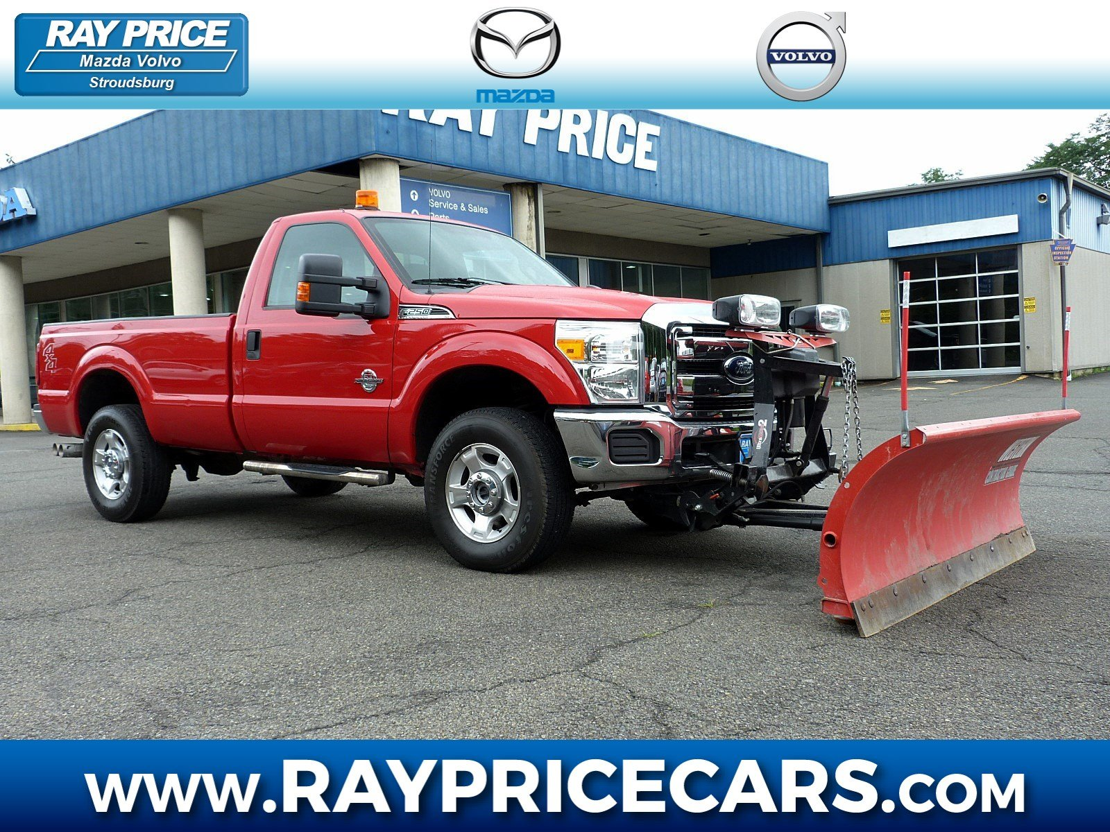 2013 Ford F-250 XL Truck Regular Cab