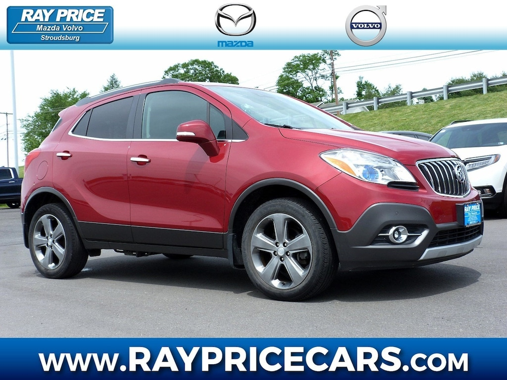 Used 2014 Buick Encore For Sale | Stroudsburg PA | Stock# H64528A