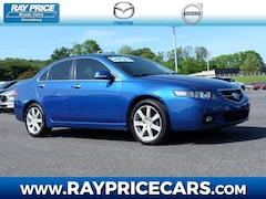 2005 Acura TSX Base w/Navigation Sedan