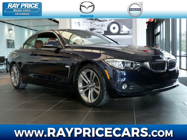 2016 BMW 428i 428i xDrive Convertible
