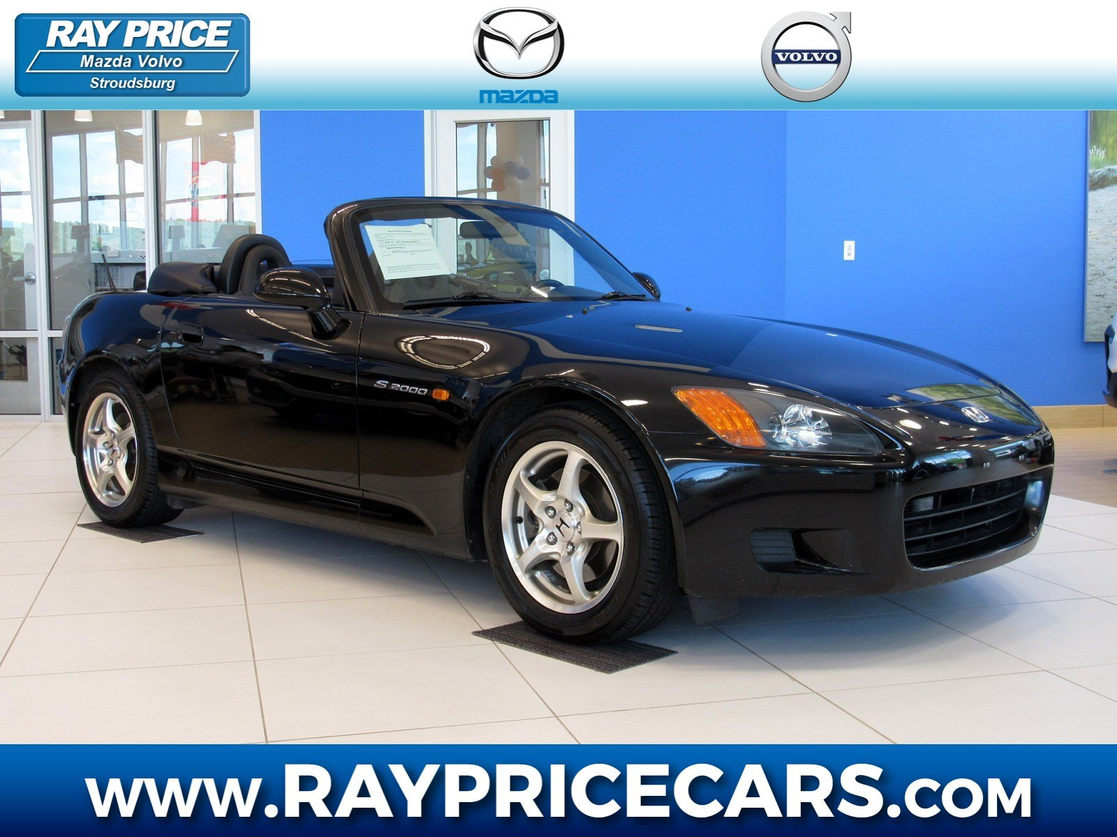 Honda S2000 Price >> Used 2002 Honda S2000 For Sale At Ray Price Ford Vin Jhmap11482t005034