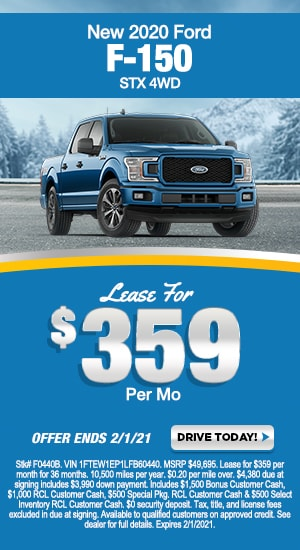 Special - 2020 F-150