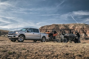2018 Ford F-150 Towing Capacity