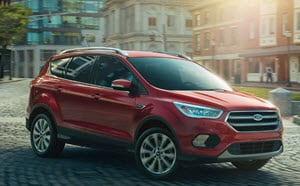 Ford Escape vs Mazda CX-5