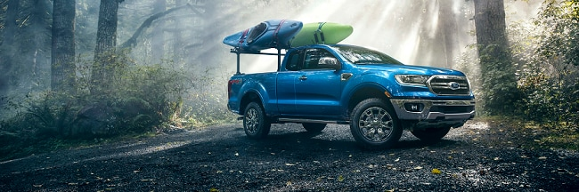 2019 Ford Ranger Inventory