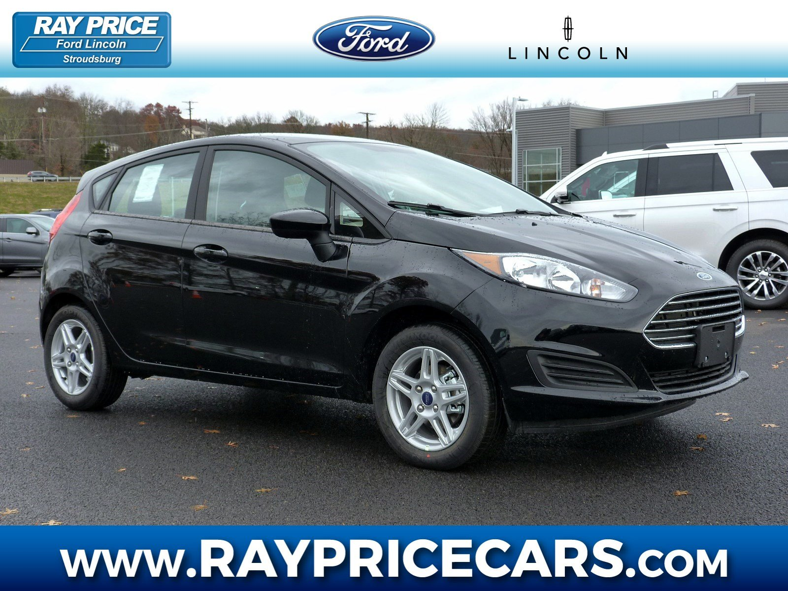 New 2019 ford fiesta for sale or lease stroudsburg pa vin 3fadp4ej6km100809