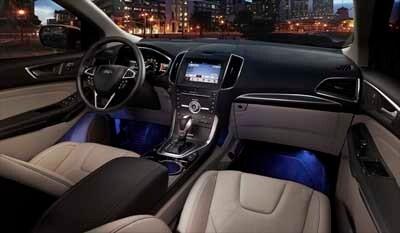 Ford Edge Vs Nissan Rogue Media Technology