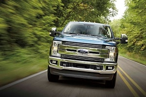 2019 Ford F-250 Engine Specs