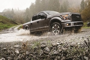 2018 Ford F-150 Powerful Engine