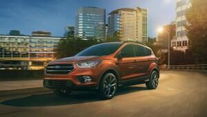 Ford Escape Vs Edge