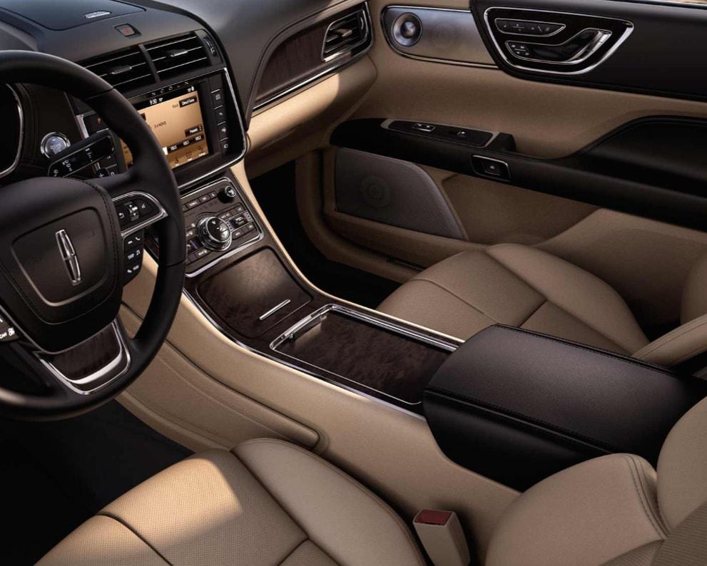 2017 Lincoln Continental Interior >> Lincoln Continental Interior Pa Ray Price Lincoln